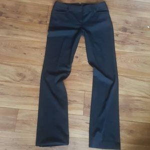 Express Black Work Pants Women's 4R
